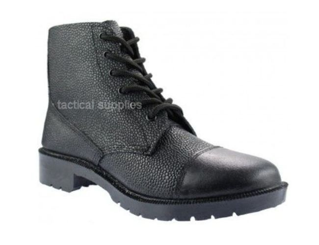 Cadet Boot With Toe Cap
