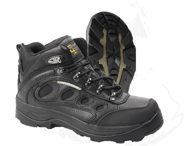 Mid ankle safety boots