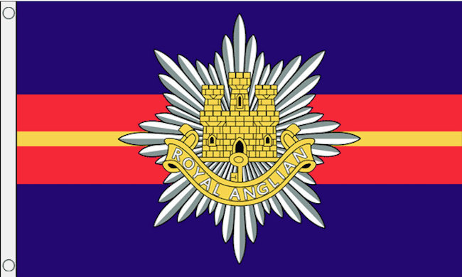 Pegasus Airbourne British Army Flag 5x3 Foot Military